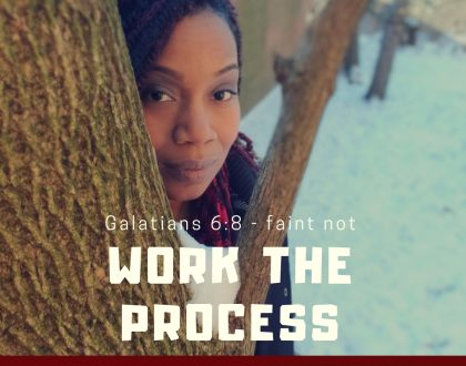 Work The Process