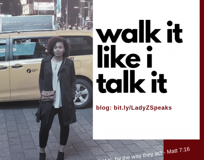 Walk It Like I Talk It