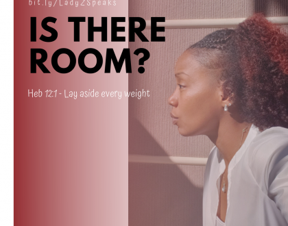 Is there room?